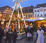 Weihnachtsmarkt Waren